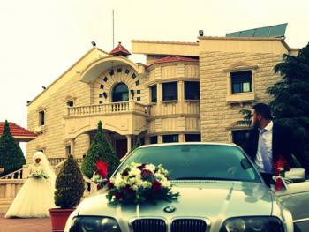 黎巴嫩婚礼01