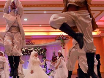 黎巴嫩婚礼08