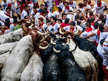 潘普洛纳奔牛人10