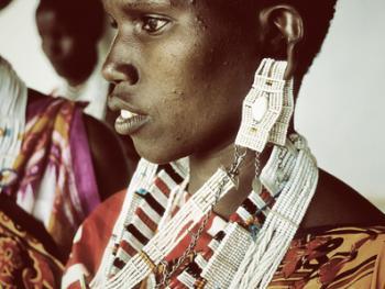 肯尼亚的马萨伊人和桑布鲁人10