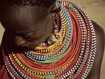 肯尼亚的马萨伊人和桑布鲁人04
