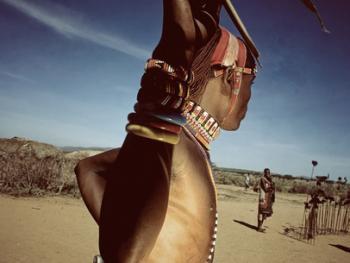 肯尼亚的马萨伊人和桑布鲁人05