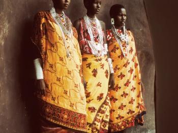 肯尼亚的马萨伊人和桑布鲁人09