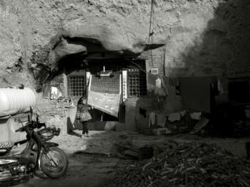 太行山里的纯生土窑06