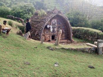 托达部落的建筑