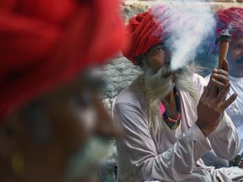 印度西部的拉巴里人11