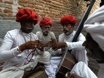 印度西部的拉巴里人12
