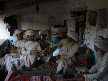 印度西部的拉巴里人06