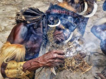 巴里姆山谷部族04