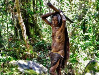 巴里姆山谷部族07