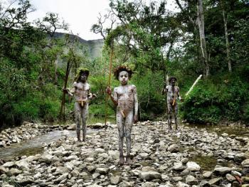 巴里姆山谷部族09