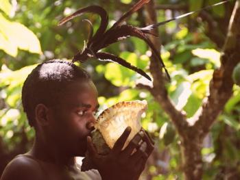 瓦努阿图的南巴斯人12