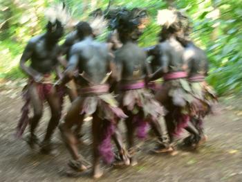 瓦努阿图的南巴斯人03