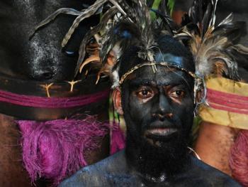 瓦努阿图的南巴斯人06