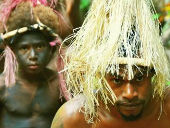 瓦努阿图的南巴斯人08