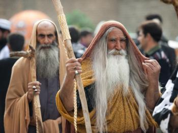 阿舒拉节上的塔兹赫14