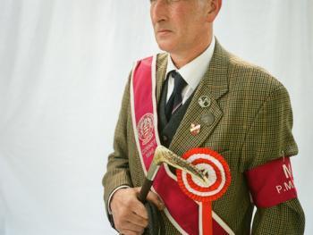 苏格兰骑马节上的人们09