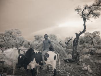 奥莫河谷的土著10