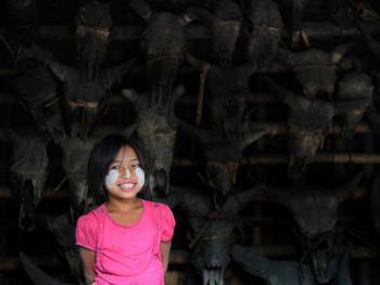 缅甸清凉涂面塔纳卡10