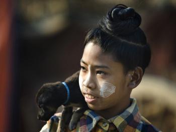 缅甸清凉涂面塔纳卡04