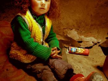 生活在红其拉甫的塔吉克人14
