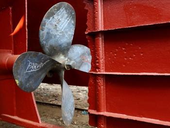 孟加拉黄铜螺旋桨的制造14