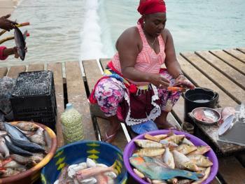 佛得角渔民的捕鱼生活10