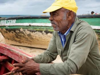 佛得角渔民的捕鱼生活13