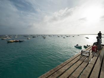 佛得角渔民的捕鱼生活