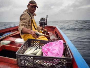 佛得角渔民的捕鱼生活07