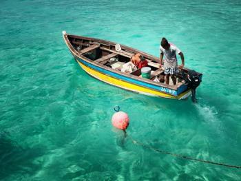 佛得角渔民的捕鱼生活09