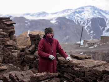 阿塞拜疆山村传统生活11