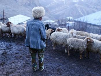 阿塞拜疆山村传统生活03