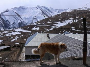 阿塞拜疆山村传统生活08