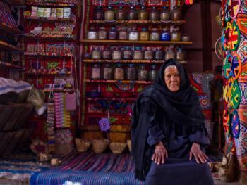 埃及努比亚人的服饰7