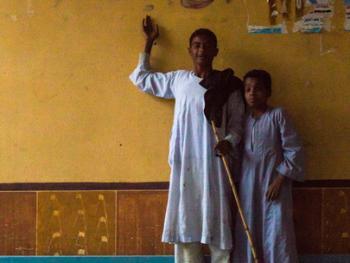 埃及努比亚人的服饰8
