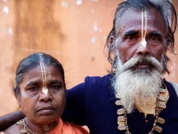 证明印度教徒身份的提拉卡11