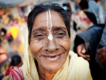 证明印度教徒身份的提拉卡12