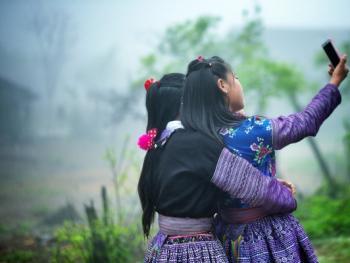 越南北部山地民族服饰01