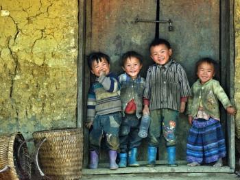 越南北部山地民族服饰08
