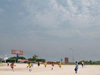 塞拉利昂残疾人的体育生活