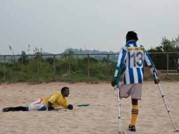 塞拉利昂残疾人的体育生活04