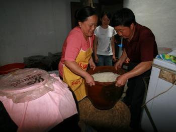 房县酿黄酒13
