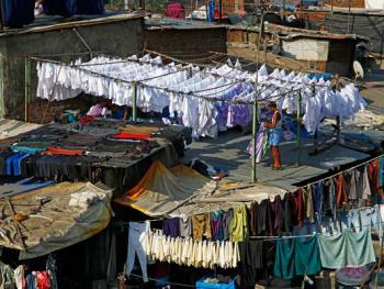 孟买千人洗衣厂