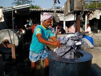 孟买千人洗衣厂06