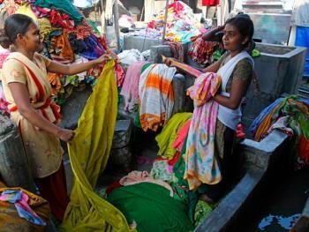 孟买千人洗衣厂07
