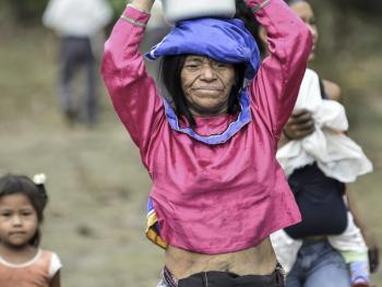 秘鲁锡皮沃人的生活13