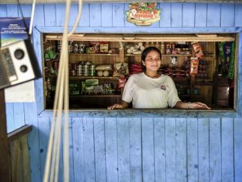 秘鲁锡皮沃人的生活08