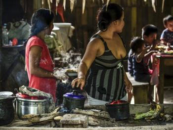 秘鲁锡皮沃人的生活09