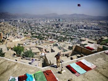 阿富汗的重建之路01